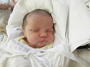 ROZÁLIE MIŠNEROVÁ  Narodila se 24. ledna v liberecké porodnici mamince Štěpánce Mišnerové z Liberce. Vážila 3,38 kg.