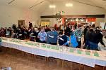 V Heřmanicích na Frýdlantsku se i letos pořádala soutěž o nejlepší bramborový salát.