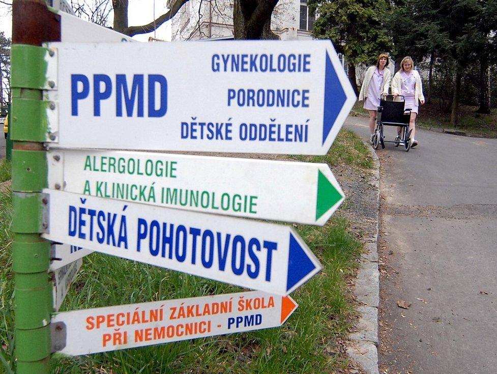 Liberecká nemocnice