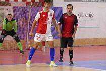Futsalisté Liberce podlehli v přípravě Slavii 3:6.