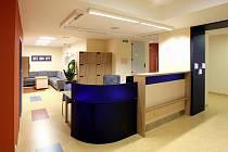 SEKRETARIÁT, ZASEDACÍ MÍSTNOST A LÉKAŘSKÉ POKOJE Kardiocentra liberecké nemocnice se stěhují a uvolní prostory pro třetí sál invazivní kardiologie.