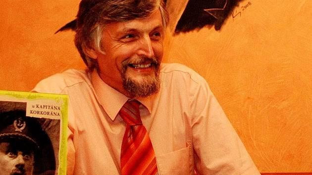 Předseda Liberecké sportovní a tělovýchovné organizace o.s. Vladimír Boháč.
