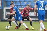 FC Slovan Liberec - SK Dynamo Č. Budějovice  MOL Cup (semifinále). I:poločas 0:0