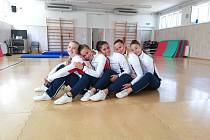 Sport Aerobic Liberec reprezentuje na Evropských hrách