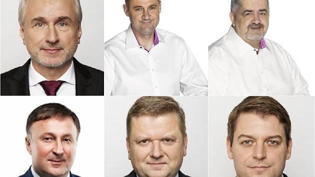 Politici z Libereckého kraje.