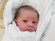 ONDŘEJ LAKSAR Narodil se 12. dubna v liberecké porodnici mamince Petře Sedrmajerové ze Stráže n. N. Vážil 2,99 kg a měřil 49 cm.