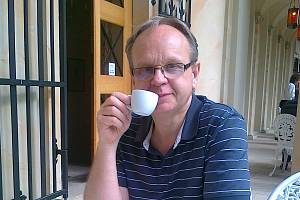 Miloš Kadlec, ředitel územní správy NPÚ Sychrov.