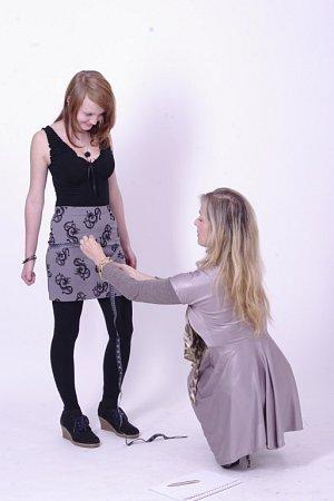 Casting na modelky