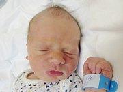 JAN UHLÍŘ Narodil se 25. července v liberecké porodnici mamince Zuzaně Uhlířové z Liberce. Vážil 3,27 kg a měřil 50 cm.