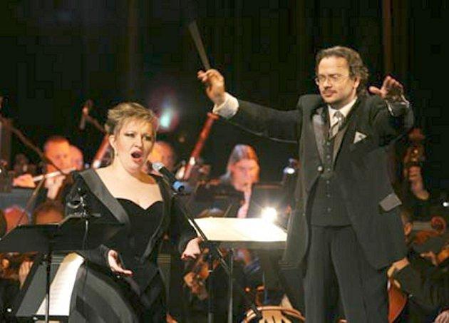 Sopranistka Národního divadla v Praze Eva Urbanová.