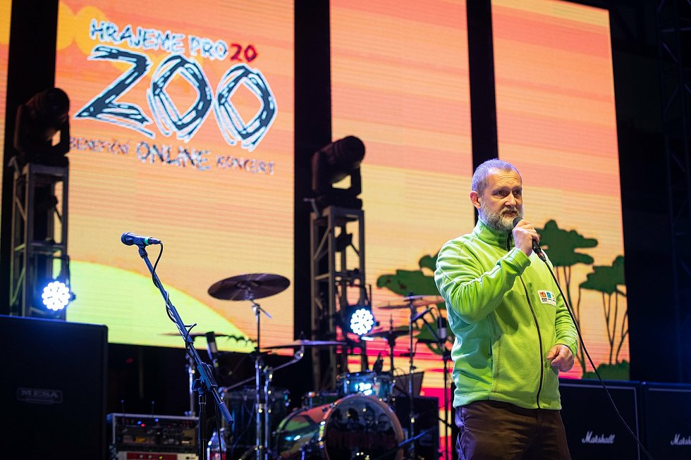Ředitel Zoo Liberec David Nejedlo.