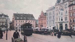 Liberec v minulosti a současnosti