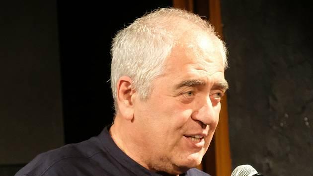 Stanislav Doubrava, ředitel Naivního divadla, ve kterém strávil víc než 30 let.