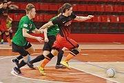 Futsalisté Liberce dokázali zvítězit v Jablonci.