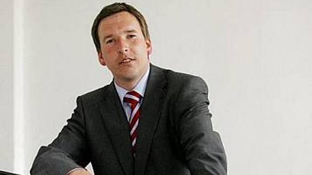 Politolog Jan Kubáček