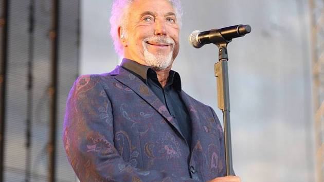 FESTIVAL BENÁTSKÁ 2016. Tom Jones.