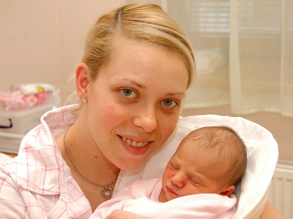 Mamince Janě Kleinspeterové z Liberce se dne 1. ledna v liberecké porodnici narodila dcera Isabel Kudinková. Měřila 49 cm a vážila 2, 99 kg.