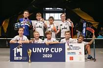 Elévové FBC Liberec získali na pražském turnaji bronzové medaile.