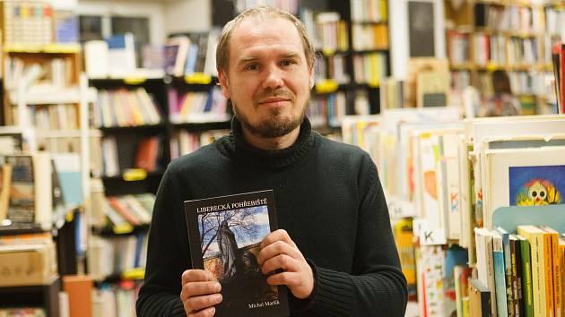 Představení knihy Michala Maršíka Liberecká pohřebiště.