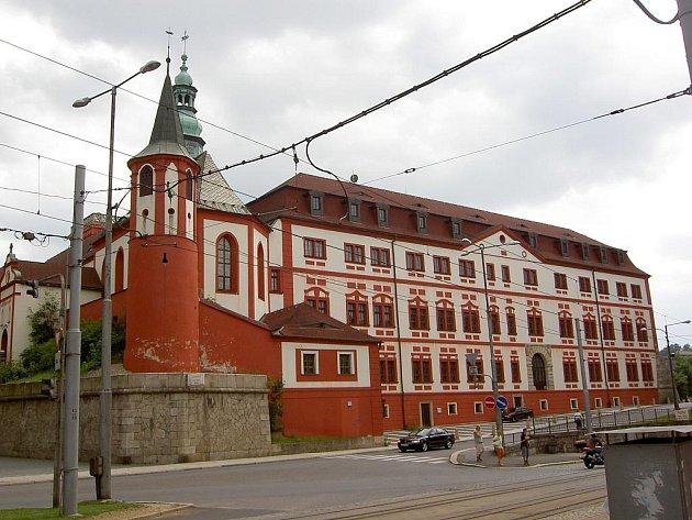 Liberecký zámeček.