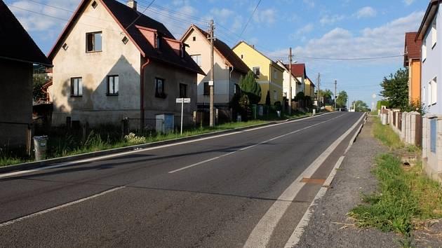 Žitavská ulice ve Frýdlantě bude pro chodce bezpečnější.