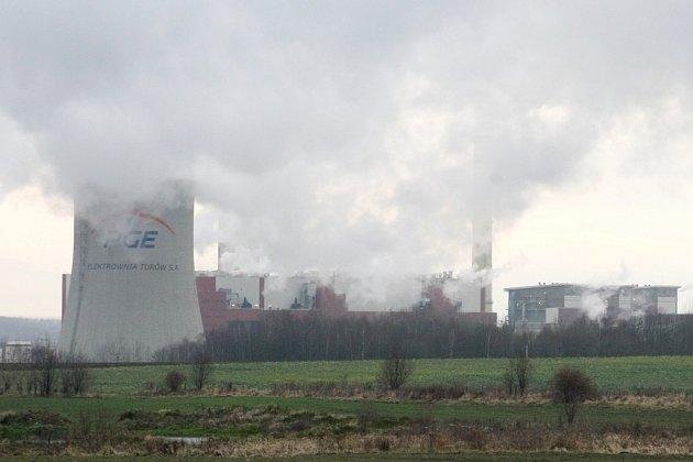 Elektrárna Turów.