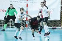 Futsalisti FTZS Liberec ohavně prohráli doma s Mělníkem 3:9.
