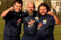 Čtyřicetiletý Miroslav Stejskal z fotbalových Kunratic se stal top hráčem podzimní části okresních soutěží.