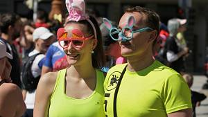 Velikonoční běh v Liberci