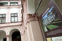 Bývalá Oblastní galerie v Liberci. Ilustrační foto.