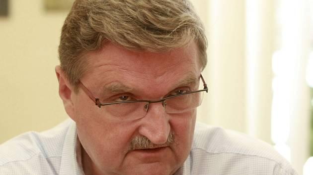 MUDr. Richard Lukáš přednosta Traumacentra Krajské Nemocnice Liberec.