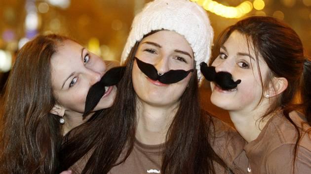Movember. Ilustrační fotografie
