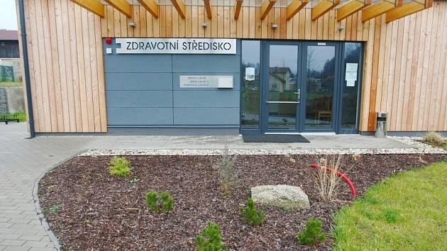 Zdravotní středisko v Mníšku