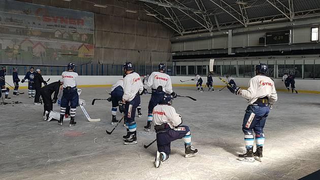 Letní příprava libereckých hokejistů