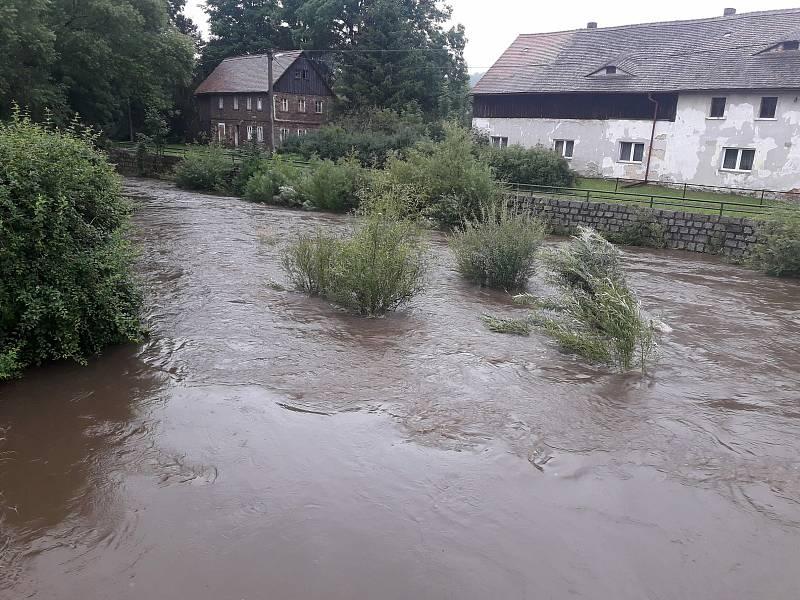 Monitoring situace na Frýdlantsku.