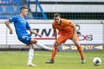 FC Slovan Liberec - FK Mladá Boleslav (Kval. o ElL). Poločas