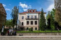 Dům dětí a mládeže Vikýř v Jablonec nad Nisou.