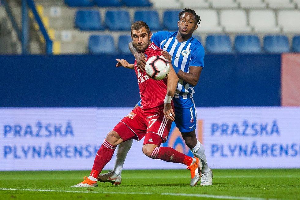 Zápas 10. kola první fotbalové ligy mezi týmy FC Slovan Liberec a SK Sigma Olomouc se odehrál 29 září na stadionu U Nisy v Liberci.
