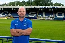 Pavel Hoftych povede Slovan v následující sezóně