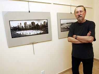 FOTOGRAF JIŘÍ HANKE vystavuje v Galerii U Rytíře svou celoživotní tvorbu.
