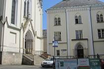 Poliklinika (Zdravotní středisko) Klášter v Liberci.