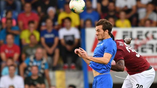 Liberec - Sparta 3:1. V utkání dvakrát zashoval VAR.