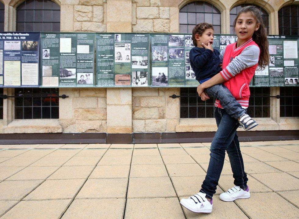 Den romské kutury v libereckém muzeu