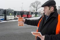 ODBORÁŘ JIŘÍ KUCHYNKA na problémy v dopravě upozorňuje už přes rok.