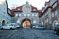 LIEBIEGOVO MĚSTEČKO. Náměstí Pod Branou patří k nejmalebnější části tohoto celku.
