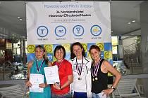 Liberečtí plavci vybojovali 11 medailí!
