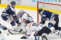 Vítkovice, Liberec, hokej, 52. kolo, extraliga, Ostrava