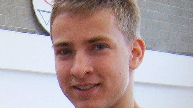 Liberecký dorostenec Petr Weinhold získal na MČR zlatou medaili.