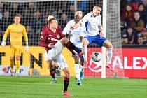 AC Sparta Praha - FC Slovan Liberec (21.kolo) 0:2