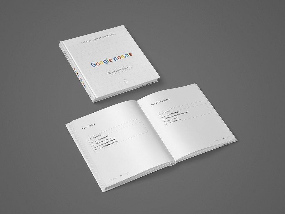 Google poezie: Psáno našeptávačem.